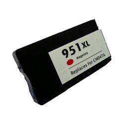 BULK_HP 951XL V4/V5 MAGENTA CARTUCHO DE TINTA GENERICO CN047AE/CN051AE
