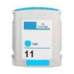 HP 11 CYAN CARTUCHO DE TINTA REMANUFACTURADO C4836A