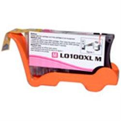 LEXMARK 100XL MAGENTA CARTUCHO DE TINTA GENERICO 14N1070E/14N1094E/14N0901E/14N0921E