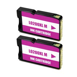 LEXMARK 200XL MAGENTA CARTUCHO DE TINTA GENERICO 14L0199 (PACK 2 UNIDADES)