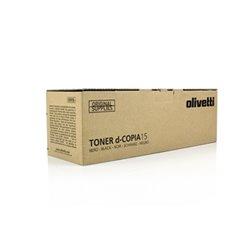 OLIVETTI D-COPIA 15/D-COPIA 20 NEGRO CARTUCHO DE TONER ORIGINAL B0360