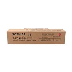 TOSHIBA T-FC35EM MAGENTA CARTUCHO DE TONER ORIGINAL 6AJ00000052