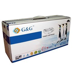 G&G XEROX PHASER 6280 NEGRO CARTUCHO DE TONER GENERICO 106R01395