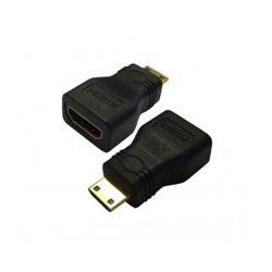 3GO Adaptador HDMI a Mini HDMI hembra/macho