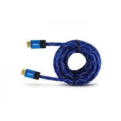 3GO CHDMI52 Cable HDMI-M a HDMI-M V2.0 5m
