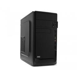 3GO Caja Micro ATX Nain + Fuente Alimentacion 500W