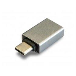 3GO A128 Adaptador USB-A Hembra a USB-C 3.0 Macho
