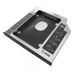 3GO Adaptador HDD/SSD Portatil 9.5 mm