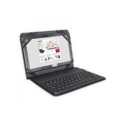 """Approx Funda para Tablet 10.1"""" con Teclado USB Negra"""
