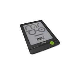 Billow eBook/Libro de Tinta Electronica Pantalla 6? 4GB - Tecnologia E-Ink - Pantalla Iluminada