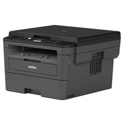 Brother DCP-L2530DW Impresora Multifuncion Laser Monocromo WiFi 30ppm (Toner TN2410/TN2420 - Tambor DR2400)