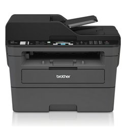 Brother MFC-L2710DW Impresora Multifuncion Laser Monocromo WiFi (Toner TN2410/TN2420 - Tambor DR2400)