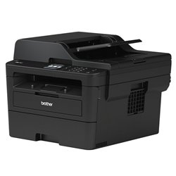 Brother MFC-L2750DW Impresora Multifuncion Laser Monocromo WiFi 34ppm (Toner TN2410/TN2420 - Tambor DR2400)