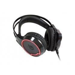 Conceptronic Auriculares Gaming con Microfono USB - Sonido 7.1 - Compatible PC/PS4 - Negro