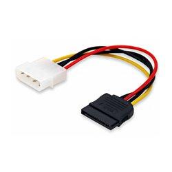 Equip Cable Alimentacion SATA (Molex a SATA)