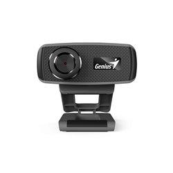Genius Facecam Webcam HD 720p - Microfono Integrado - Conexion USB