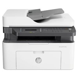 HP Laser MFP 137FNW Impresora Multifuncion Monocromo WiFi 20ppm (Toner W1106A)