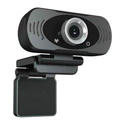 Imilab Webcam Full HD 1080p - Microfono Integrado -  Cancelacion de Ruido -  Angulo de vision 85º - Conexion USB - Pedestal con