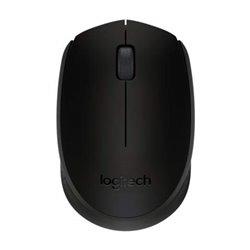 Logitech 910-004798 Raton Inalambrico B170 2.4GHz Negro
