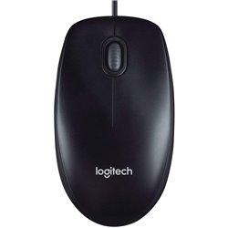 Logitech Raton Optico USB M90 1000dpi Negro