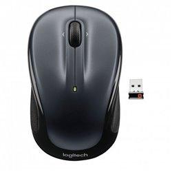 Logitech Raton Inalambrico M325 1000dpi Negro