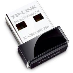 TP-Link TL-WN725N Adaptador USB Nano Inalambrico N de 150Mbps
