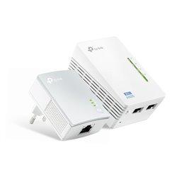 TP-Link TL-WPA4220KIT Kit Extensor Powerline WiFi AV600 a 300Mbps