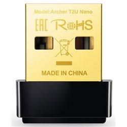 TP-Link Adaptador Nano USB WiFi Dual-Band AC600