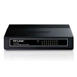 TP-Link TL-SF1016D Switch Sobremesa 16 Puertos a 10/100Mbps