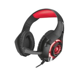 Trust 21601 Auriculares con Microfono Gaming GXT 313 Nero Negro