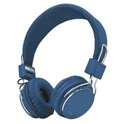 Trust 21823 Auriculares Ziva Azul