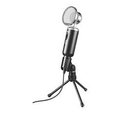 Trust 21672 Microfono Madell Negro