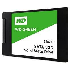 """WD WDS120G2G0A Disco Duro Solido SSD 120GB 2.5"""" SATA3 Green"""