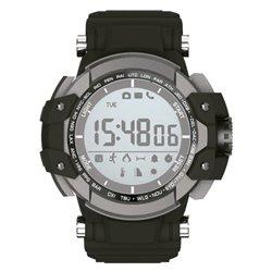 "Billow Smartwatch XS15 - Pantalla 1.11"" - Sumergible IP68 - Bluetooth 4.0 Negro"