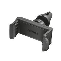 """Trust Urban Soporte universal para Smartphones hasta 6""""/15.24cm - Conector giratorio para salida de ventilacion"""