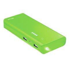 Trust 22748 Bateria Externa/Power Bank 10000mAh Verde