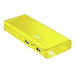 Trust 22753 Bateria Externa/Power Bank 10000mAh Amarilla