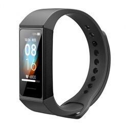 Xiaomi Mi Smart Band 4C Pulsera de Actividad - Bateria 1300mAh - Bluetooth 5.0 - Frecuencia Cardiaca - 5ATM - Negro