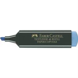 Faber-Castell Rotulador Marcador Fluorescente Textliner 48 - Punta Biselada - Trazo entre 1.2mm y 5mm - Tinta con Base de Agua -