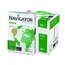 Navigator Papel A4 80gr. 210x297mm (500 Hojas) Blanco