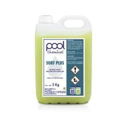 Dahi Desinfectante Sorf Plus Rtu Amarillo 5L