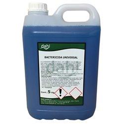 Dahi Desinfectante Bactericida Desbak Azul 5L.