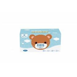 Langci Mascarillas Higienicas Infantiles Protectoras Desechables - 3 Capas - BFE, 95% - Pack 50