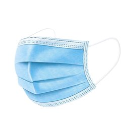 Langci Mascarillas Higienicas Protectoras Desechables - BFE, 95% - 3 Capas - Pack 50