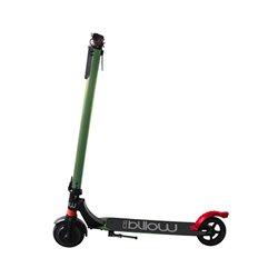 "Billow Patinete Electrico Scooter Urban - Hasta 24Km/h - Potencia 250W - Bateria 25.2V 4400mAh Litio LG - Ruedas 6.5"" - Verde"
