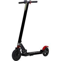 "Billow Patinete Electrico Scooter Urban - Hasta 24Km/h - Potencia 250W - Bateria 36V 4400mAh Litio LG - Ruedas 8"" - Color Negro/"
